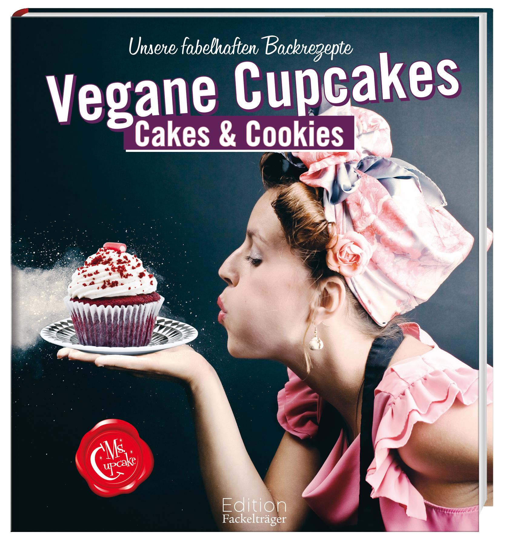 Vegane Cupcakes, Cakes & Cookies - Mellissa Morgan