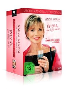 Die Uschi Glas Geschenk Edition [15 DVDs]