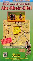 Ahr-Rhein-Eifel: Top-Stern-Karte. 1:50000