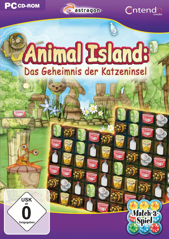 Animal Island: Das Geheimnis der Katzeninsel
