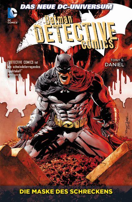 Batman - Detective Comics Band 2: Die Maske des Schreckens - Tony S. Daniel