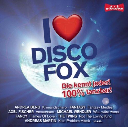 Various - I Love Discofox