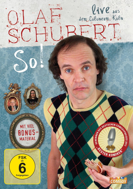 Olaf Schubert - So!