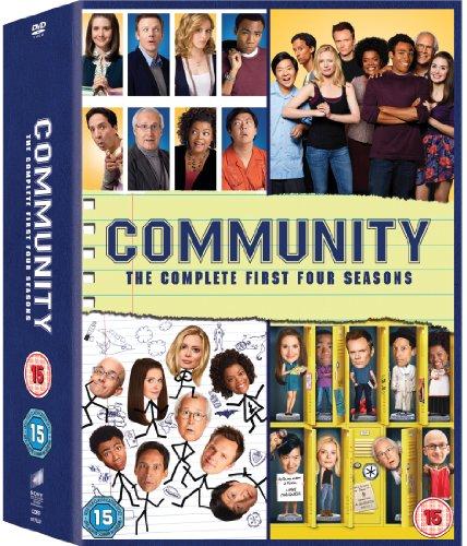 Community - Season 01 / Community - Season 02 /...