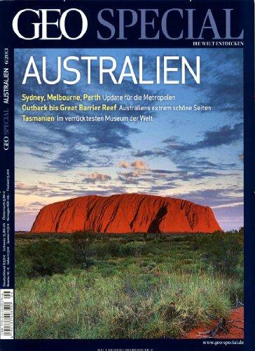 GEO Special Australien mit DVD