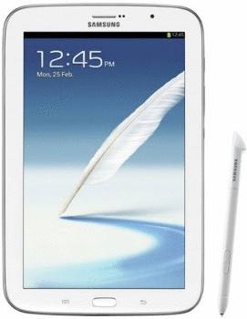 Samsung N5100 Galaxy Note 8.0 8 32Go [Wi-Fi + 3G] blanc