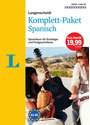 Langenscheidt Komplett-Paket Spanisch: Der Sprachkurs für Einsteiger und Fortgeschrittene [3 Bücher + 9 CDs]