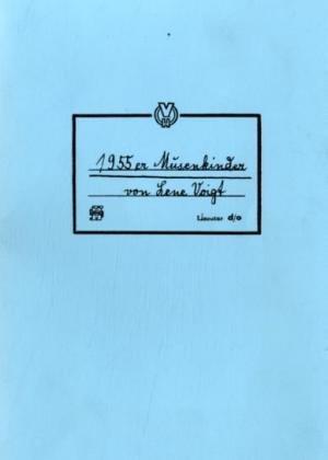 1955er Musenkinder - Voigt, Lene