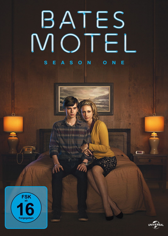 Bates Motel - Season 1 [3 DVDs]