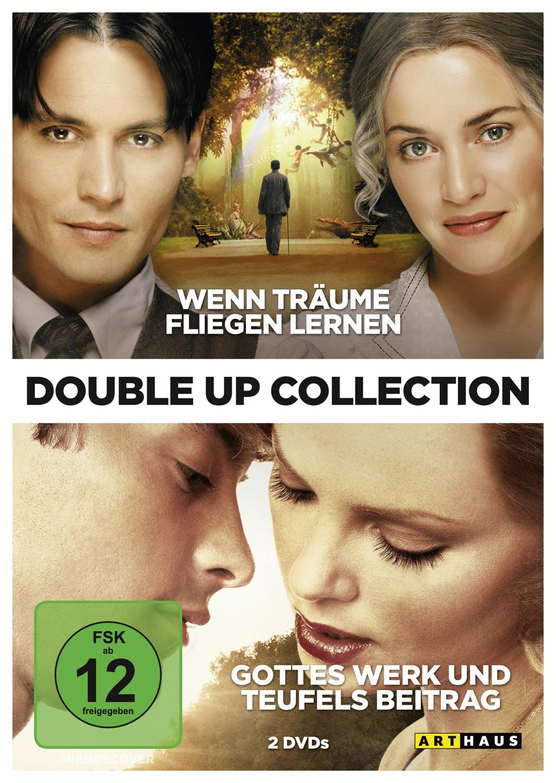 Double Up Collection: Wenn Träume fliegen lernen / Gottes Werk und Teufels Beitrag [2 DVDs]