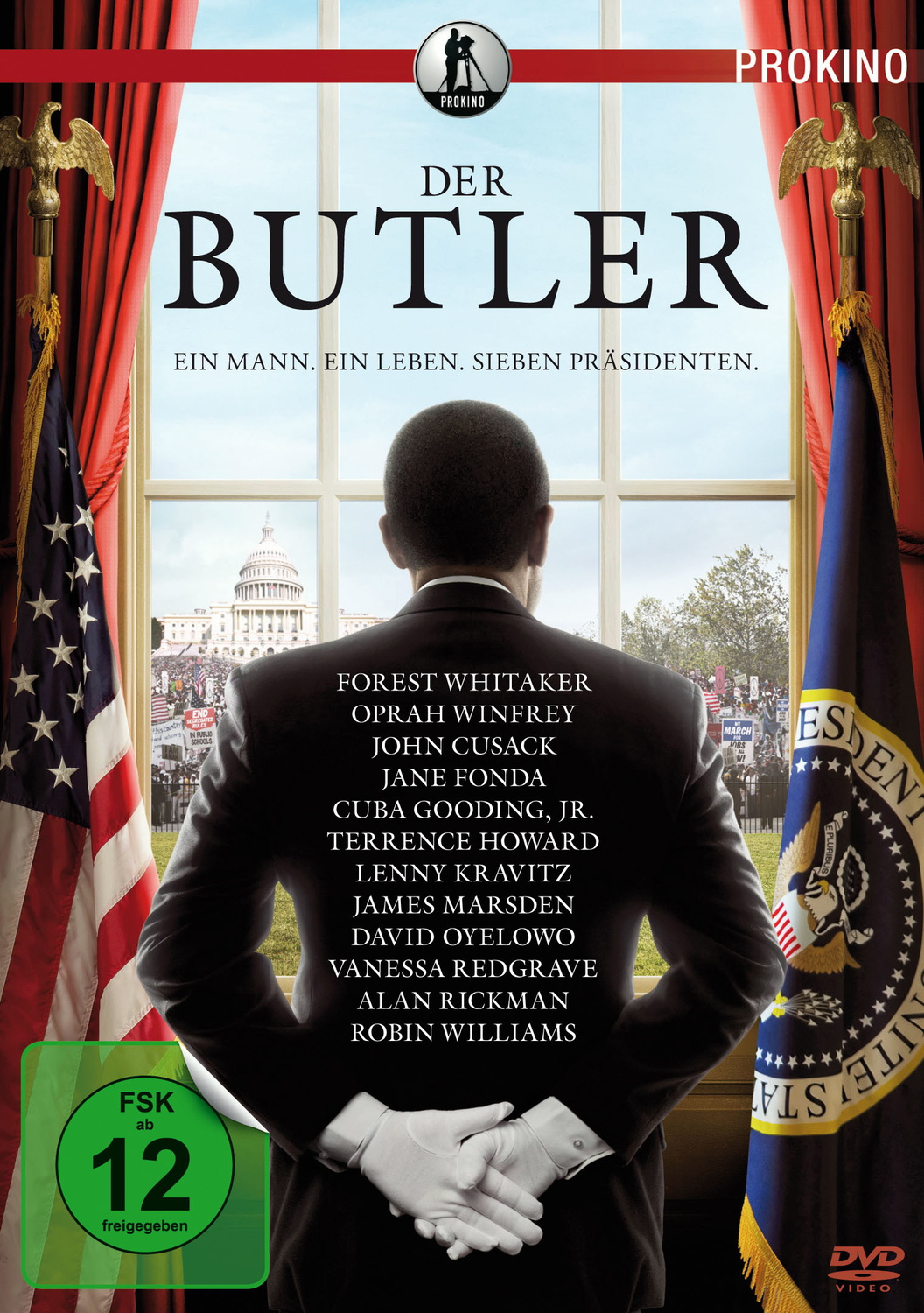 Der Butler - Limited White House-Edition