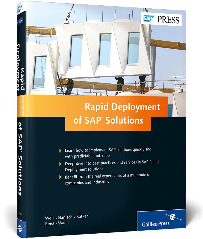 Rapid Deployment of SAP Solutions (SAP PRESS: e...