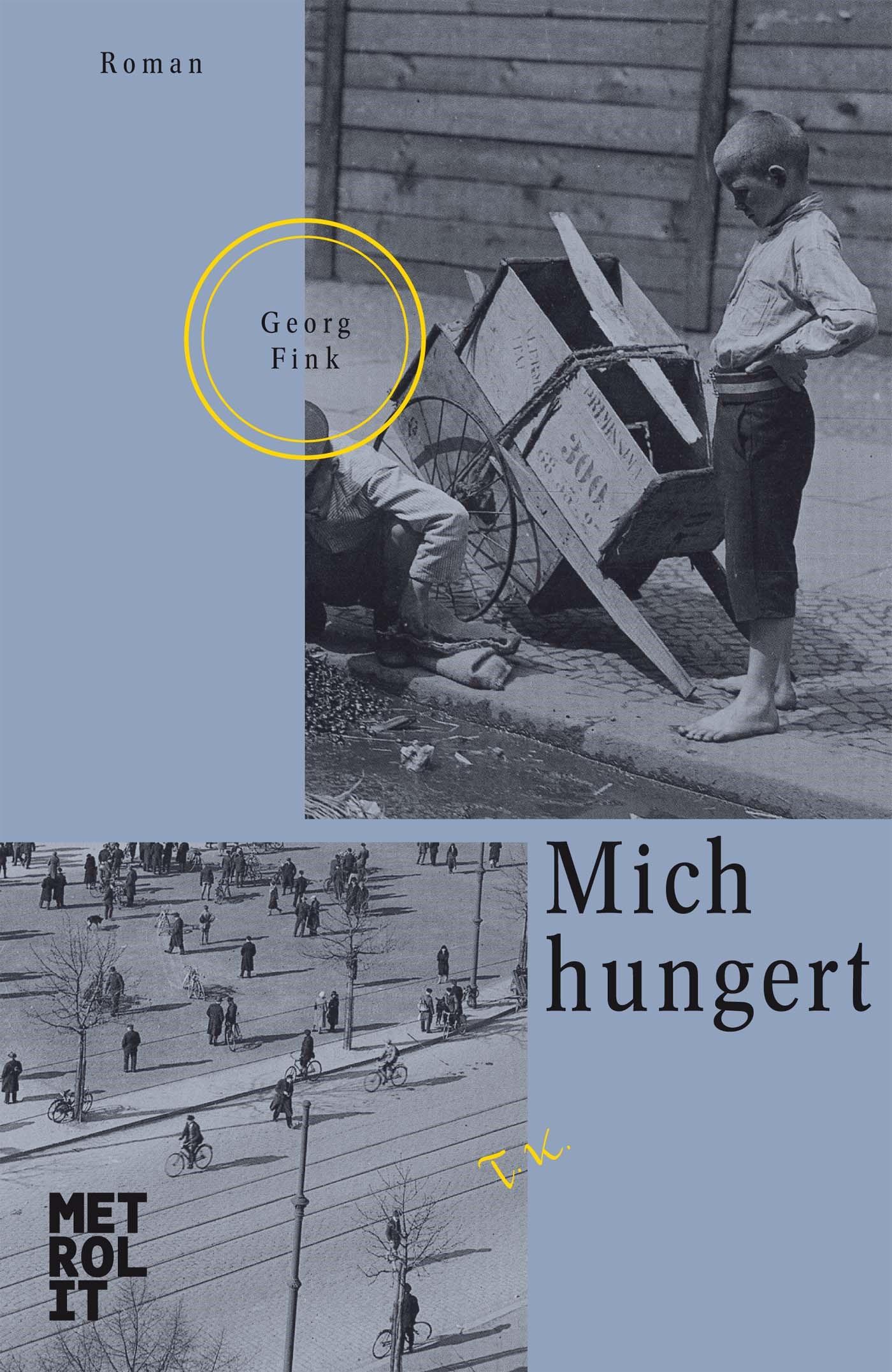 Mich hungert - Georg Fink
