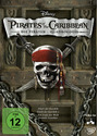Pirates of the Caribbean 1-4 Collection [4 DVDs]