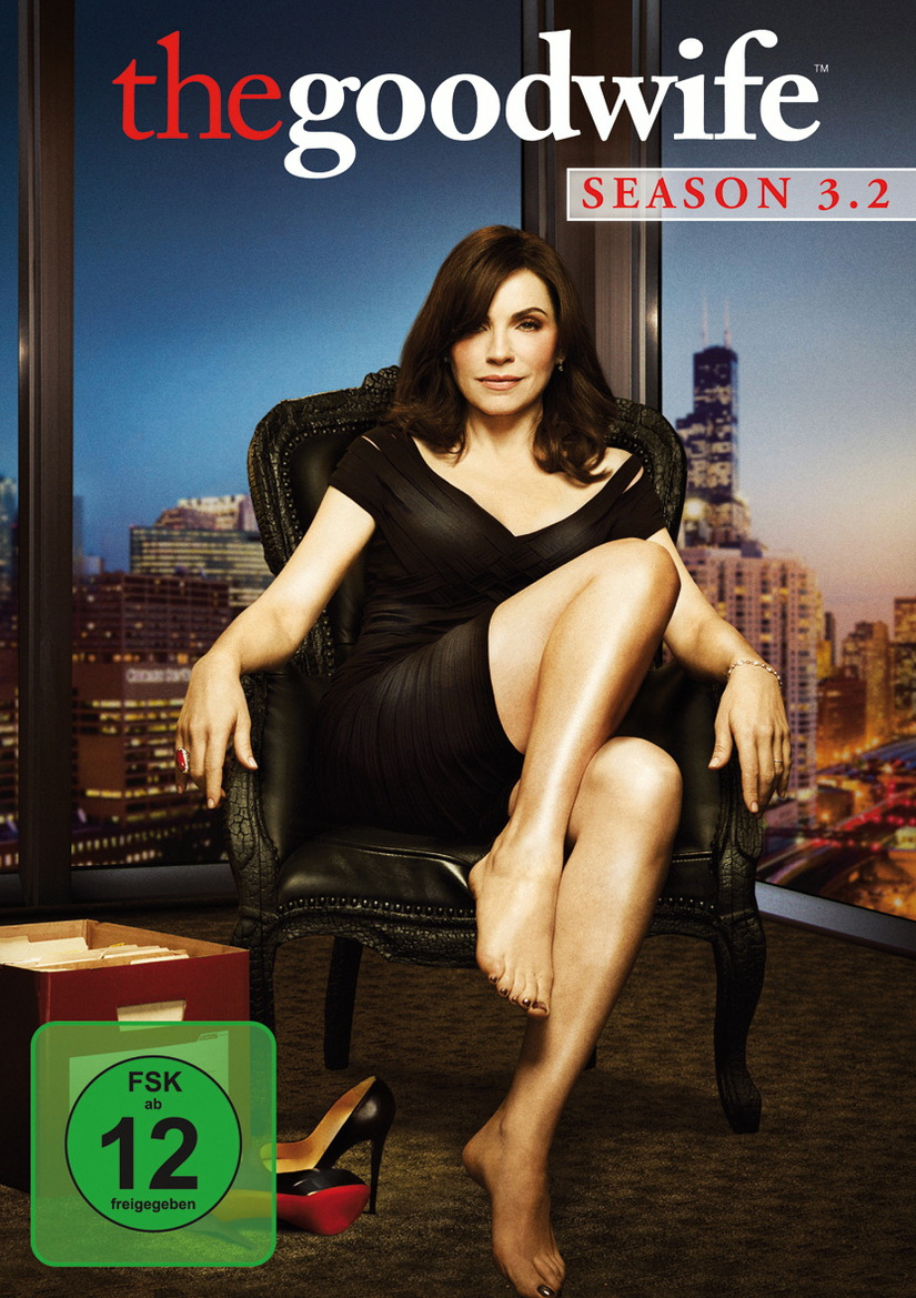 The Good Wife - Season 3.2 [3 DVDs]