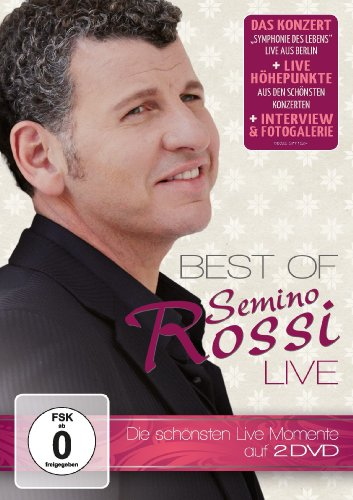 Semino Rossi - Best of Live [2 DVDs]