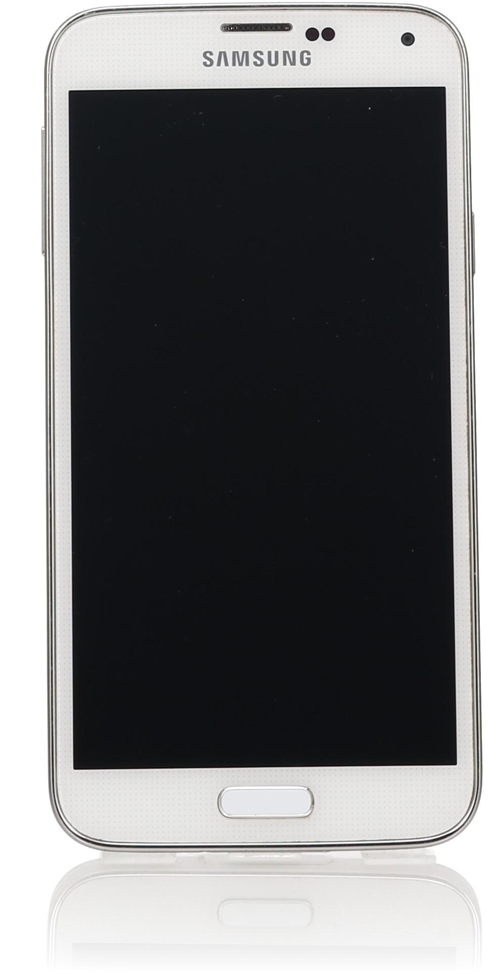 Samsung G900F Galaxy S5 16GB shimmery white