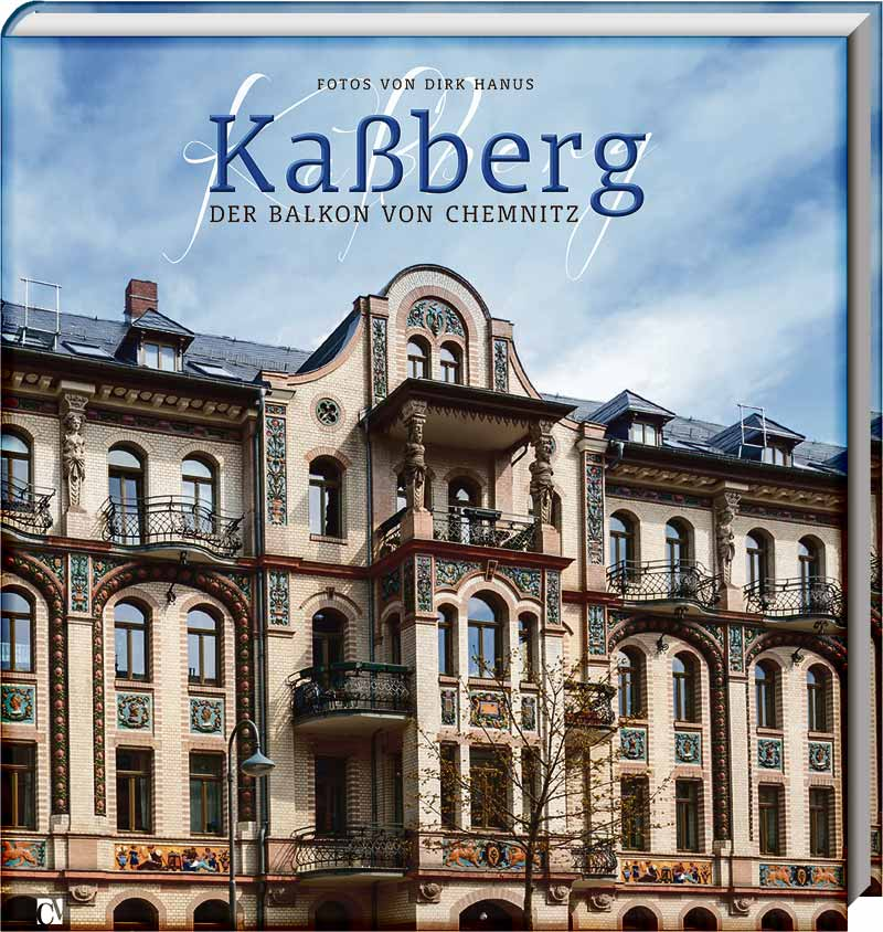 Kassberg - Der Balkon von Chemnitz - Zwarg, Mat...