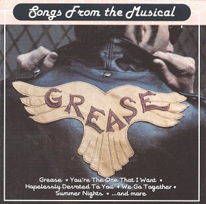 Soundtrack - Songs From The Musical Grease