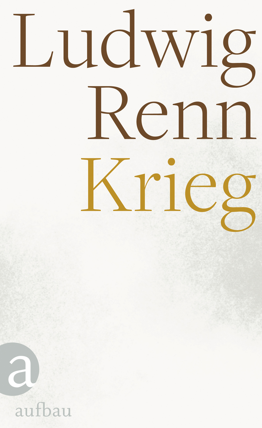 Krieg - Ludwig Renn