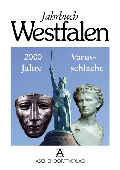 Jahrbuch Westfalen: Schwerpunktthema: 2000 Jahr...