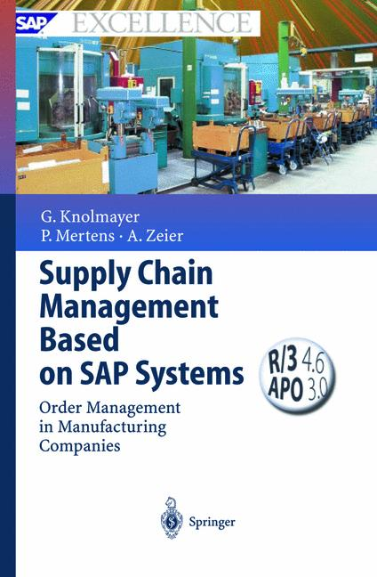 Supply Chain Management Based on SAP Systems: O...
