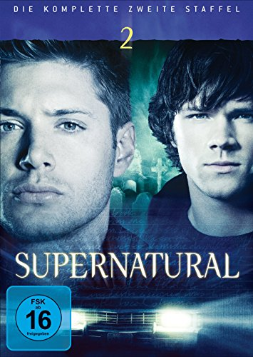 Supernatural - Staffel 2 [6 DVDs]