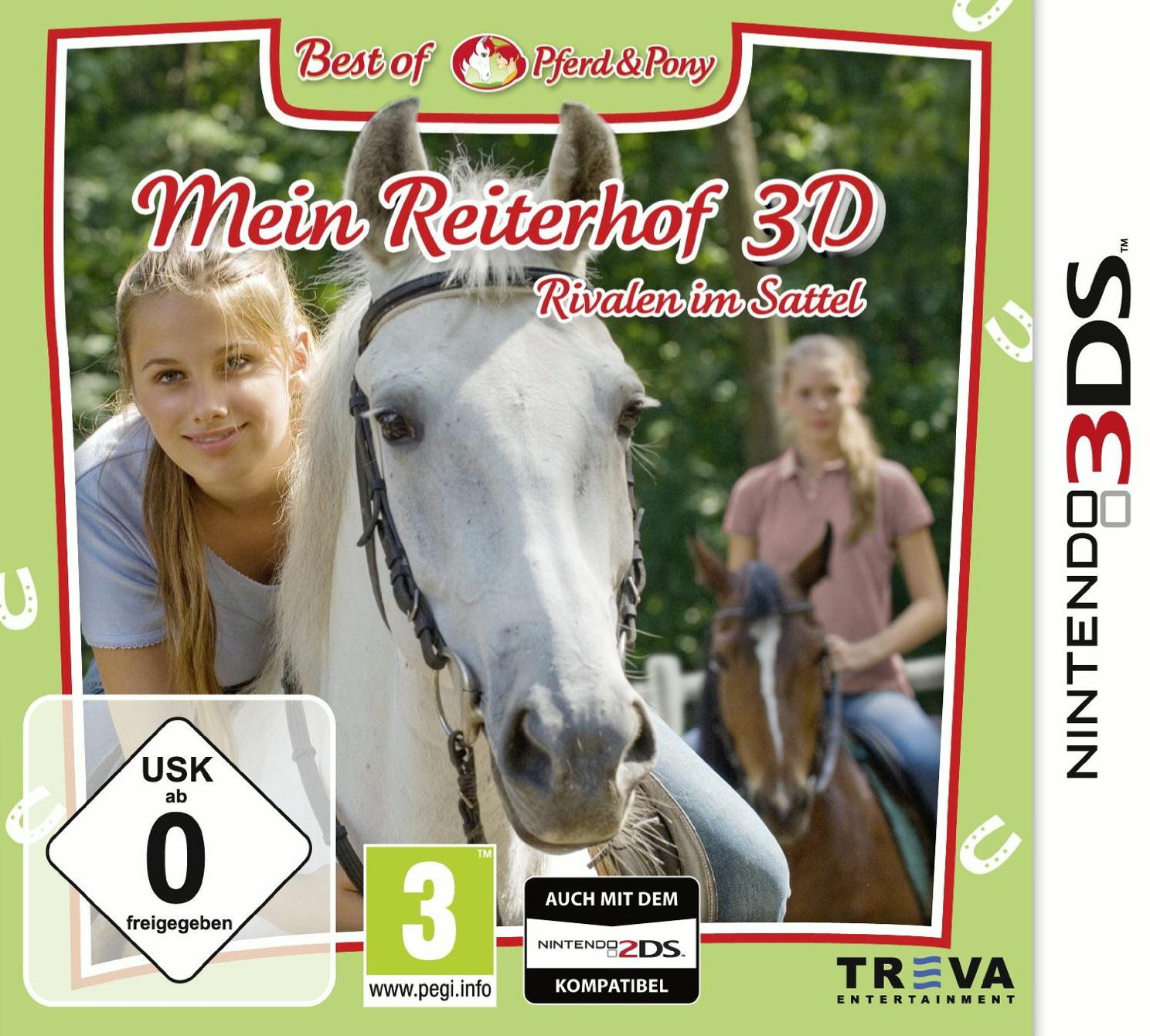 Mein Reiterhof 3D - Rivalen im Sattel (Pferd & ...