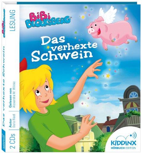 Bibi Blocksberg: Das Verhexte Schwein [2 Audio CDs]