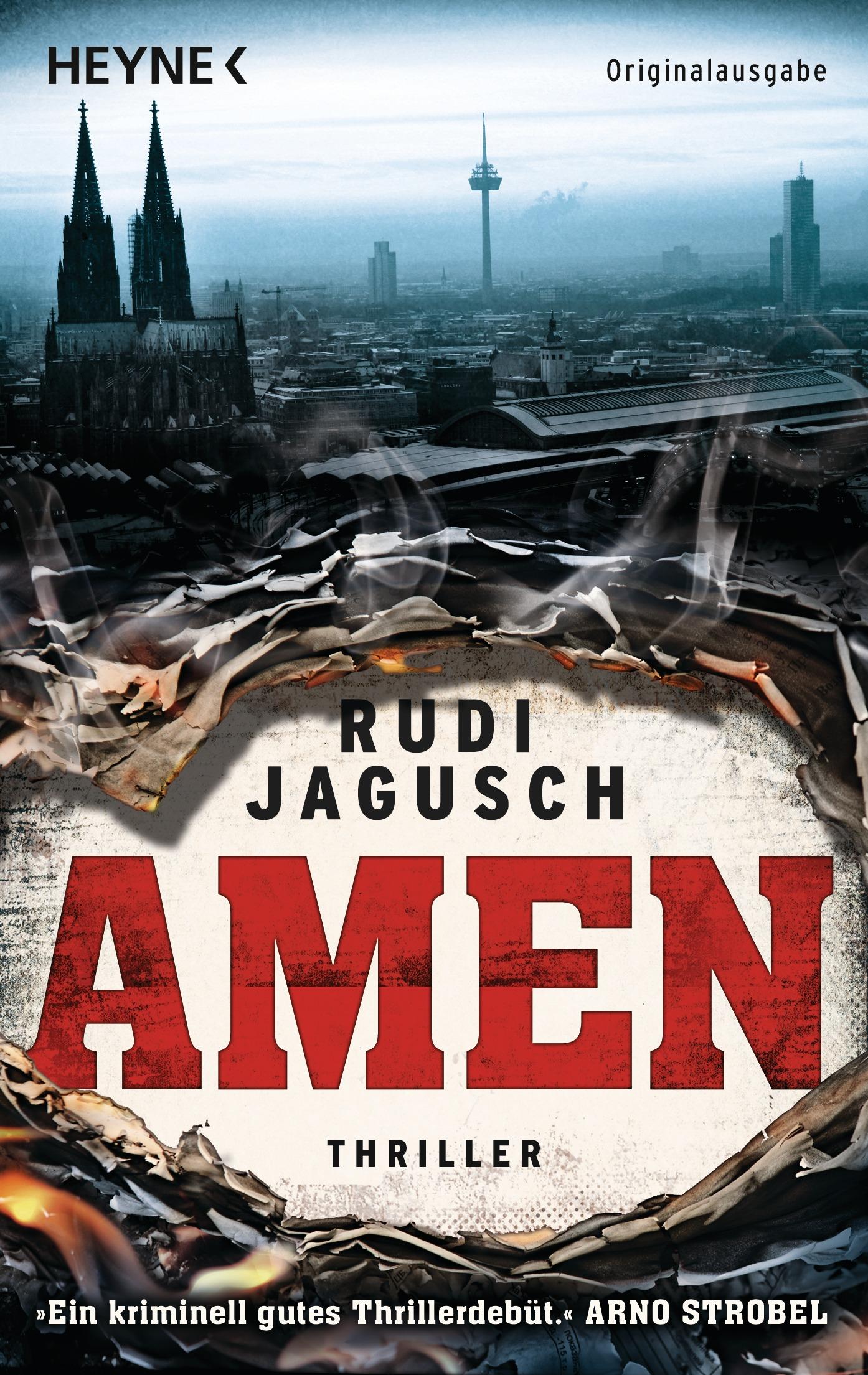Amen - Rudolf Jagusch [Taschenbuch]