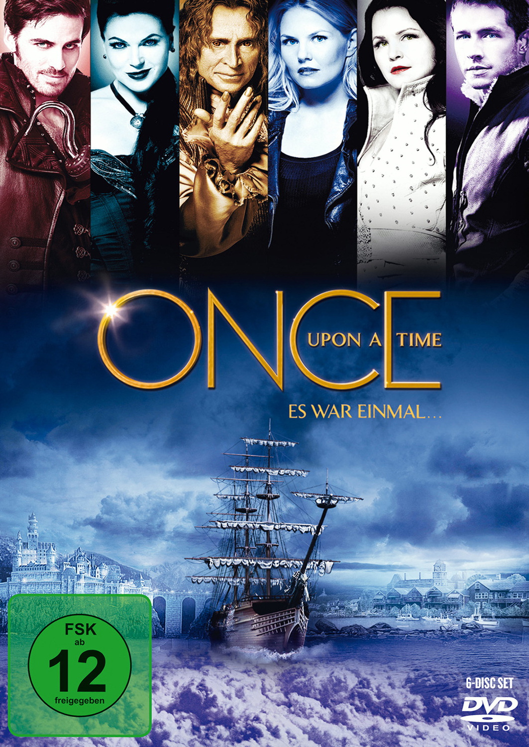 Once upon a time - Es war einmal... - Staffel 2 [6 DVDs]
