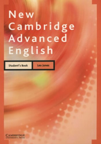 New Cambridge Advanced English Student´s Book -...