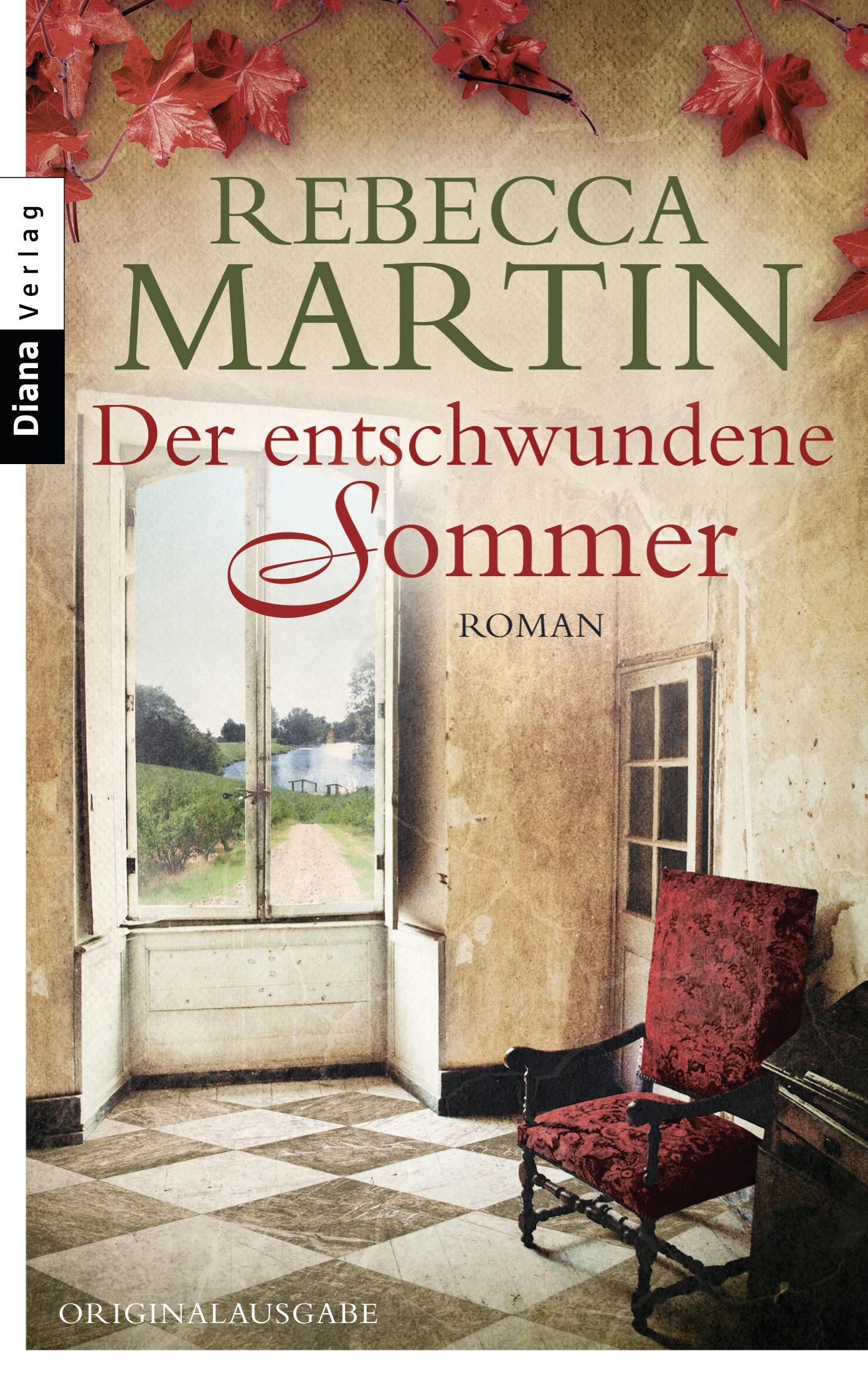 Der entschwundene Sommer - Rebecca Martin
