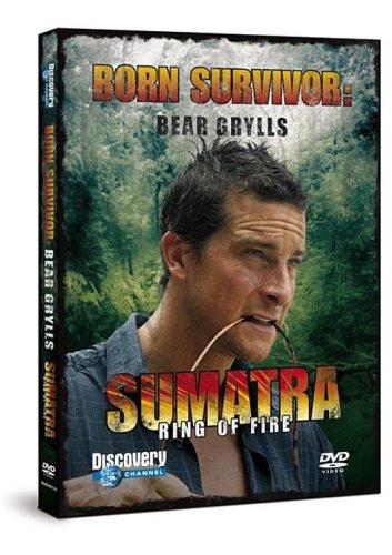 Born Survivor Bear Grylls - Sumatra Ring Of Fire [DVD]