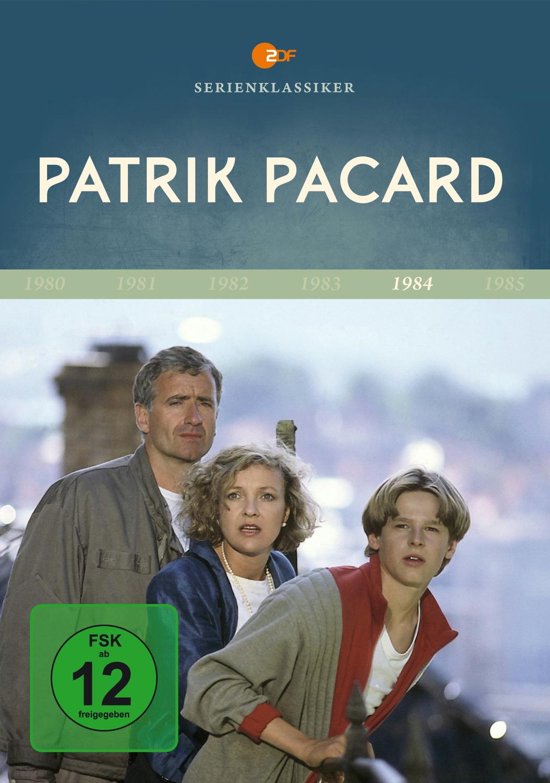 Patrik Pacard - die komplette Serie [2 DVDs]