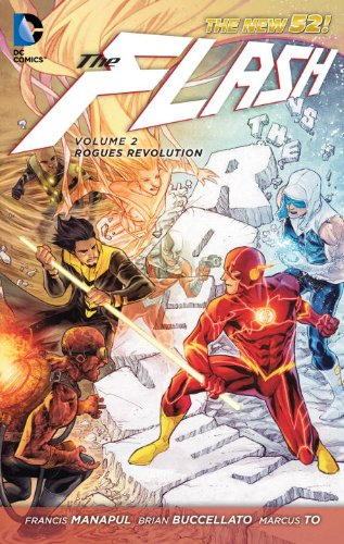 The New 52: The Flash: Vol. 2 - Rogues Revolution - Francis Manapul [Softcover]