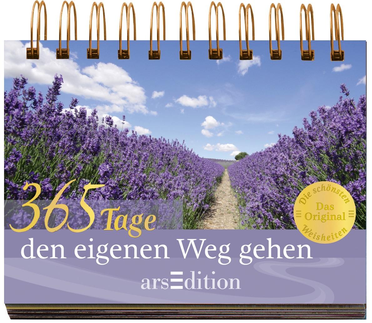 365 Tage den eigenen Weg gehen - kein Autor