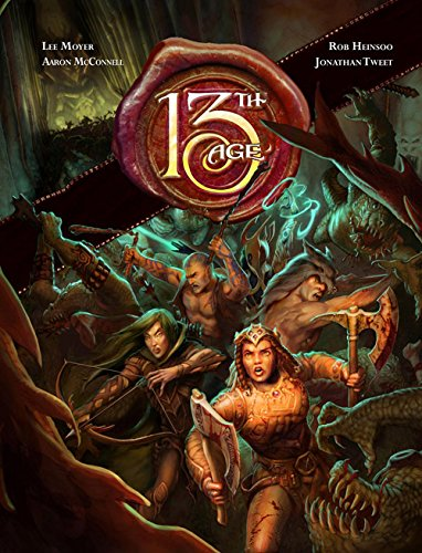 13th Age RPG Core Book - Tweet, Jonathan