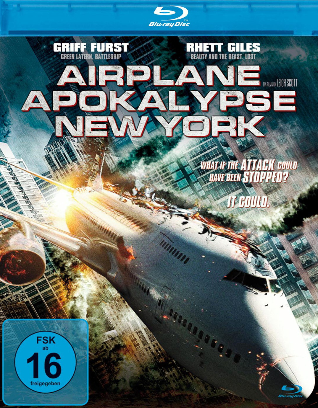 Airplane Apocalypse New York