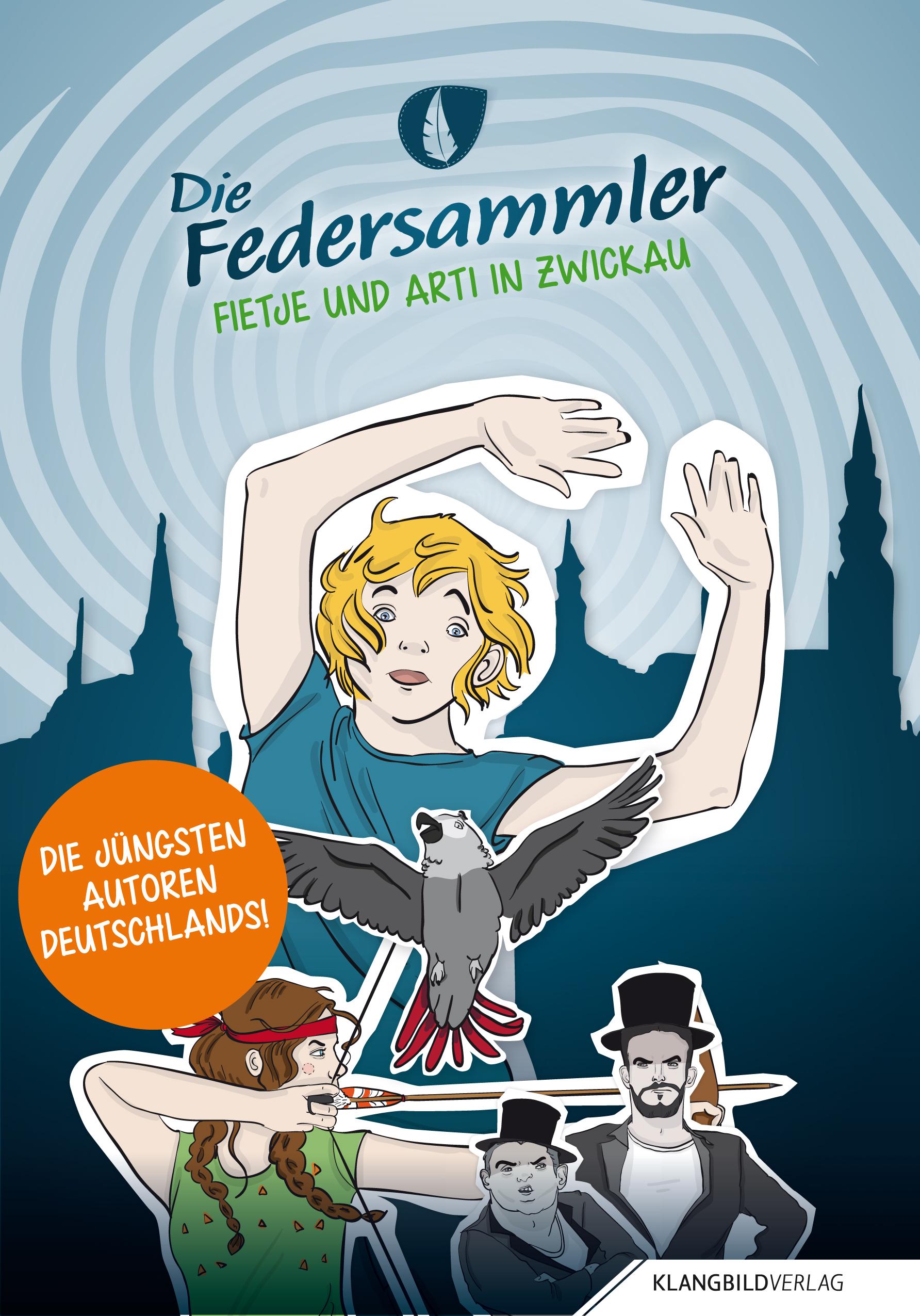 Die Federsammler: Fietje und Arti in Zwickau - ...