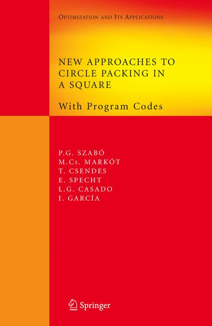 New Approaches to Circle Packing in a Square: W...
