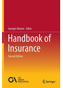 Handbook of Insurance - George Dionne [Hardcover; 2nd Edition 2013]