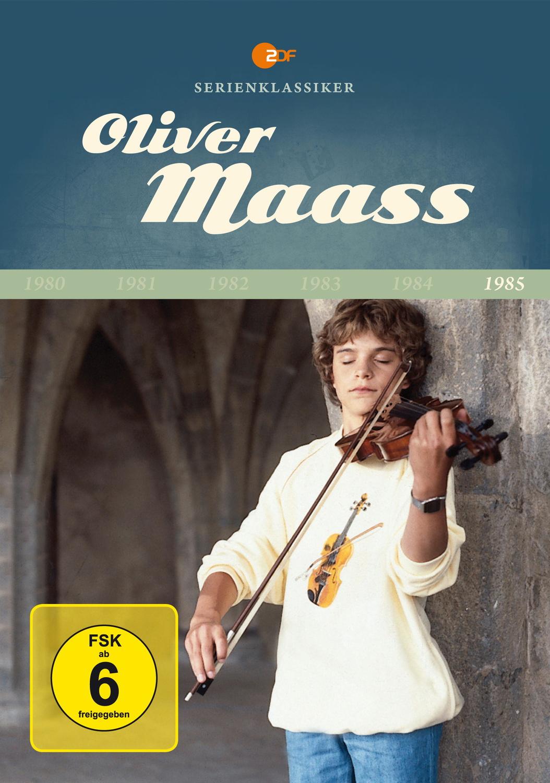 Oliver Maass - Die komplette Serie [2 DVDs]