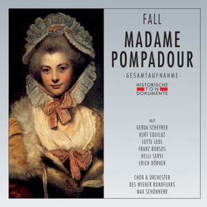 Chor & Orchester des Wiener Rundfunks - Madame Pompadour