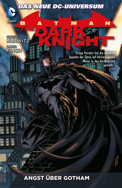 Batman: The Dark Knight: Bd. 2: Angst über Gotham - Gregg Hurwitz