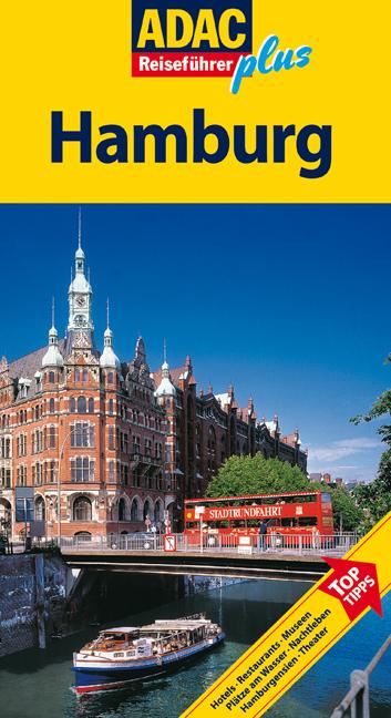 ADAC Reiseführer plus: Hamburg - Hotels, Restau...