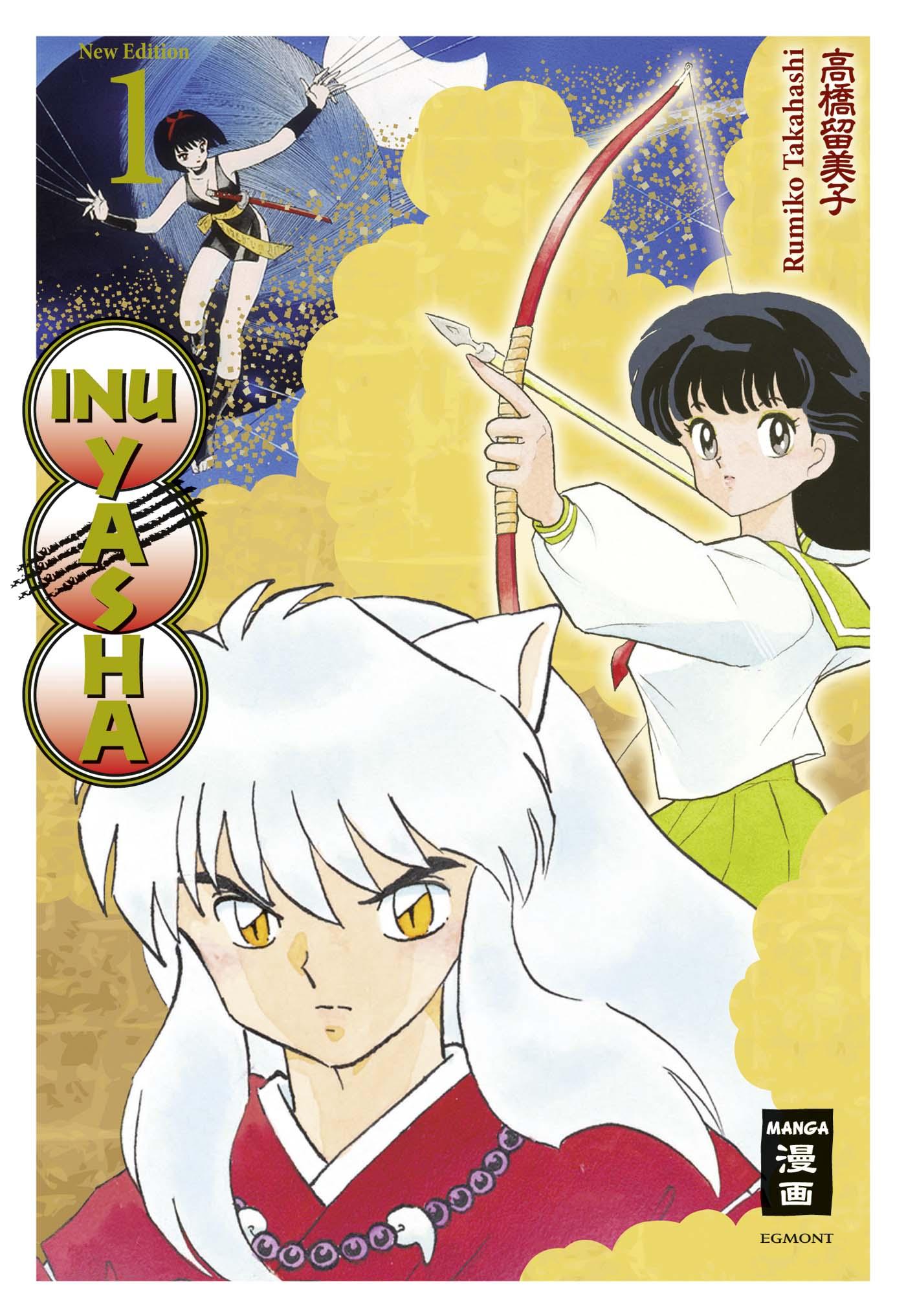Inu Yasha New Edition 01 - Takahashi, Rumiko