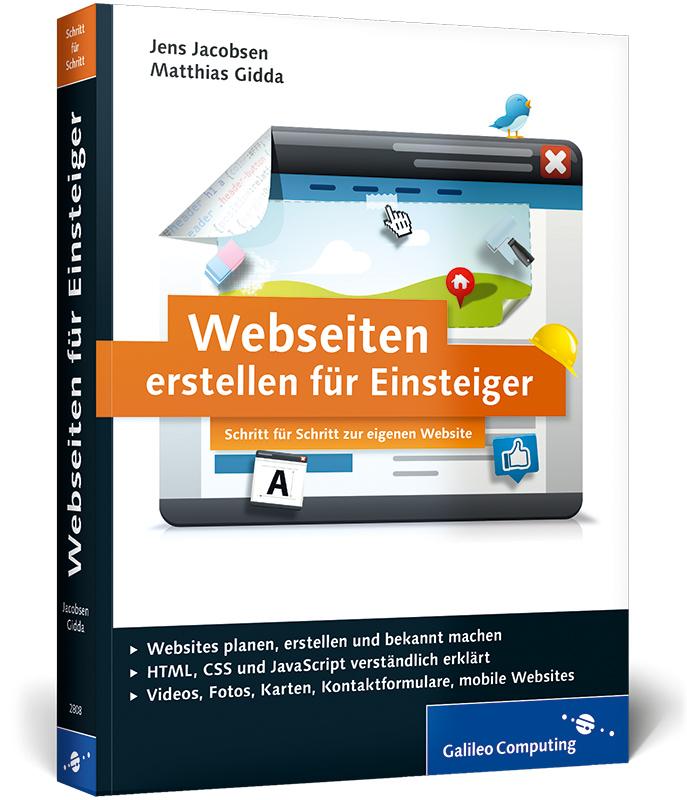 Webseiten erstellen für Einsteiger: Schritt für...
