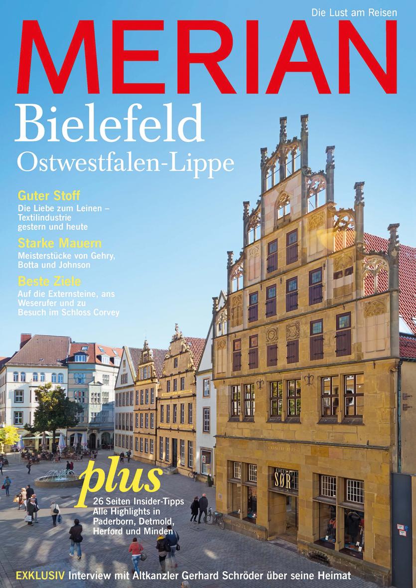 MERIAN Bielefeld 04/14: Ostwestfalen-Lippe - Sc...