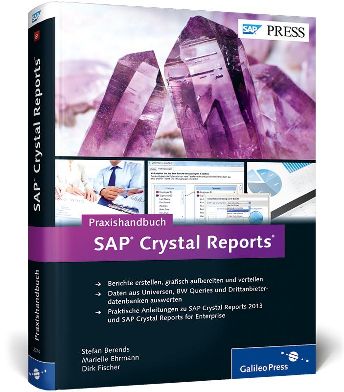 Praxishandbuch SAP Crystal Reports (SAP PRESS) ...
